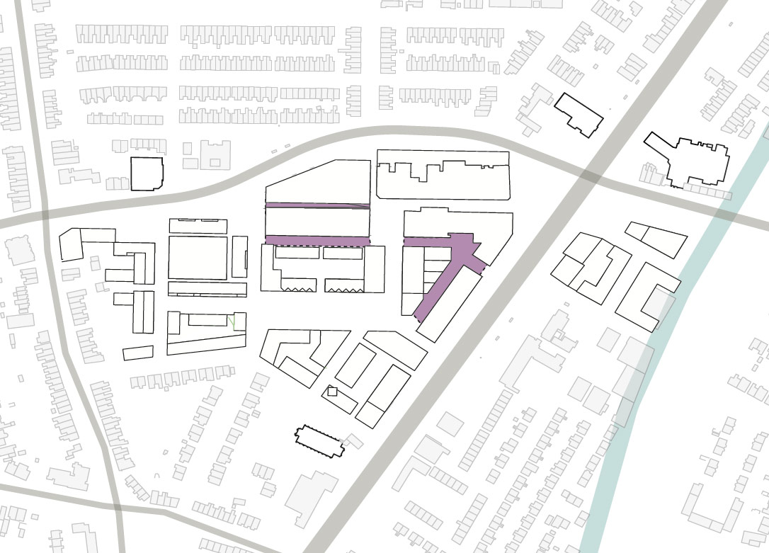 makers yard location plan